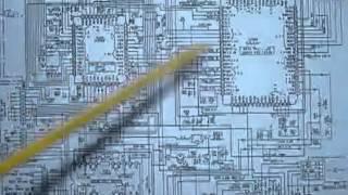 Aula 31 Curso de Eletrônica Rádio e Som Esquema do microsystem