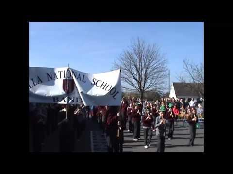 Balla NS band 14March 2016 Proclamation Day