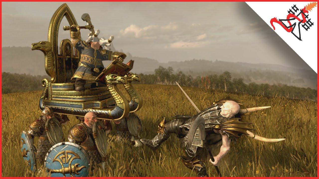Total War Warhammer  Vlad Build