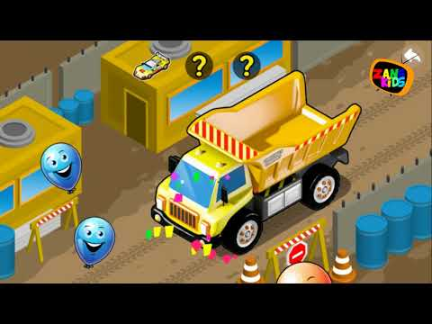 Puzzle Car -  Assemble the Cars - Gameplay Education Games by GiveFIveGame