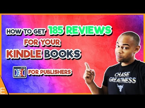 HOW TO GET ORGANIC REVIEWS FOR YOUR KINDLE BOOKS USING A ADVANCE REVIEW TEAM | CLICKFUNNELS TUTORIAL
