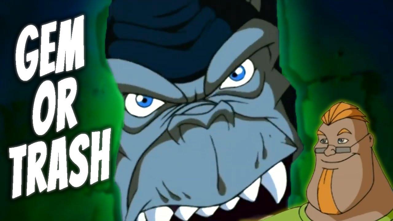 Kong The Animated Series: Dated Trash or Nostalgic Gem?