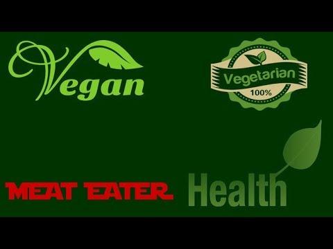 Veganism, Vegetarianism, Meat and Health