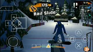 Cara Download Game Shaun White Snowboarding PPSSPP Android