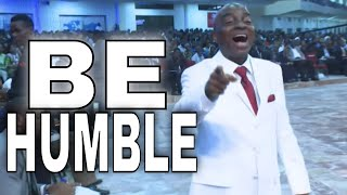 JAN 2020 HUMILITY FOR GREATNESS BY BISHOP DAVID OYEDEPO | #NEWDAWNTV