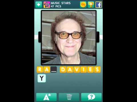 100 Pics Music Stars Level 4150 Answers