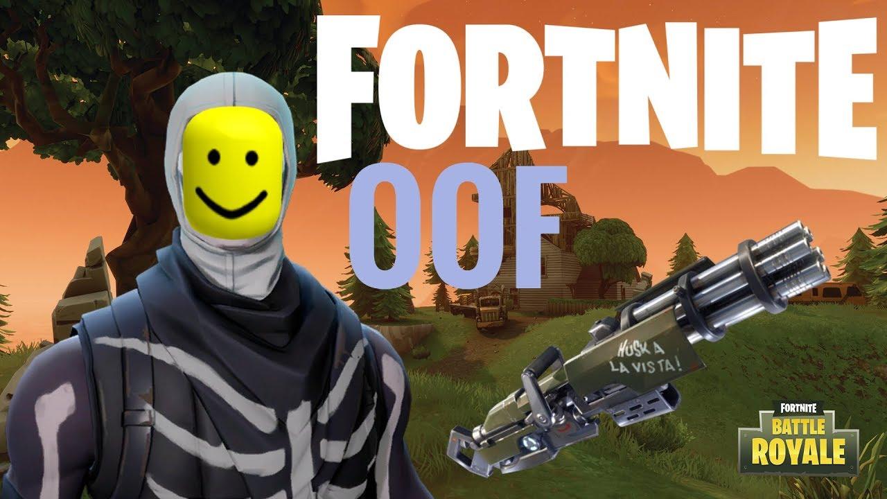 Fortnite Oof Youtube