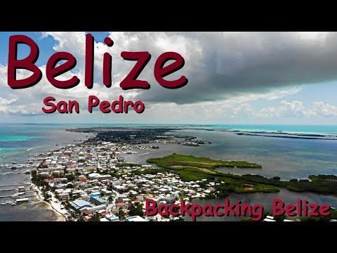 Backpacking Belize - Good Bye Mexico - Hello Belize