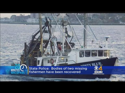 State Police: Bodies Of Missing Fishermen Recovered