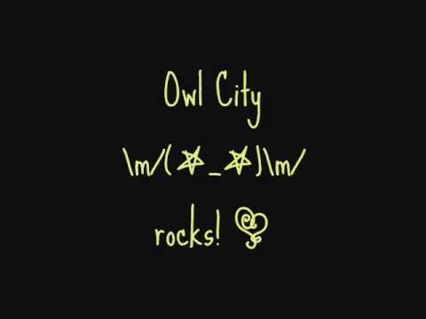 Owl city strawberry avalanche lyrics