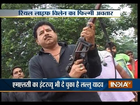 Real Life Mafia Don Lallu Yadav Turns Reel Life Hero - India TV