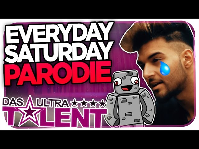 EVERYDAY SATURDAY PARODIE BY ALPHASTEIN | REWINSIDE