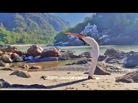 surya namaskar stepstep  sun salutation  hatha yoga