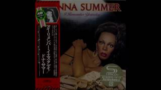 "Donna Summer - Back in Love Again LYRICS - SHM ""I Remember Yesterday"" 1977"