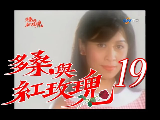 『多桑與紅玫瑰』第19集(劉嘉玲 王識賢 藍正龍 陳冠霖 黃仲崑 馬如風)_2001年