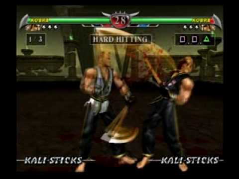 mortal kombat deception kobra ending relationship