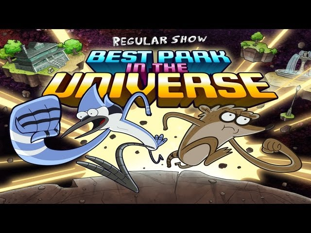Best Park In the Universe - Regular Show - Universal - HD Gameplay Trailer Travel Video