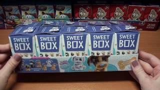 SWEET BOX Tatty Teddy & my Blue Nose friends цуценята, розпакування