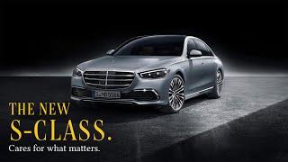 New Mercedes S-Class 2021- Excellent Luxury Sedan