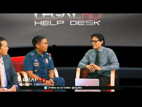 Legal HD Episode 55 - Cybercrime Law