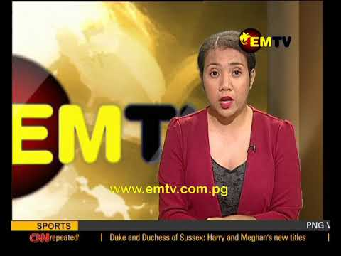 EMTV News – 19th May, 2018
