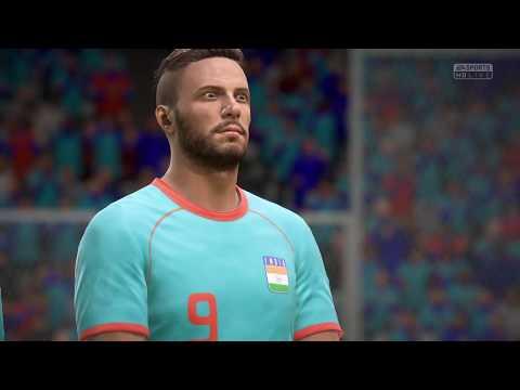 India vs USA / U-17 FIFA World Cup / FIFA 18