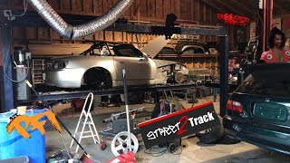 SHO'NUFF we are building some suspension for the 1100hp S2000