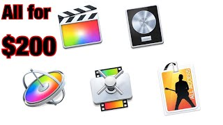 Apple Pro Apps Bundle for Education. Questions Answered & Is It Worth It?