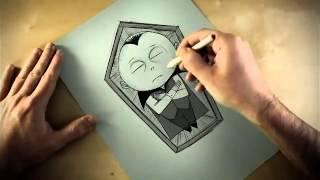 Найкоротший у світі фільм хоррор мультфільм