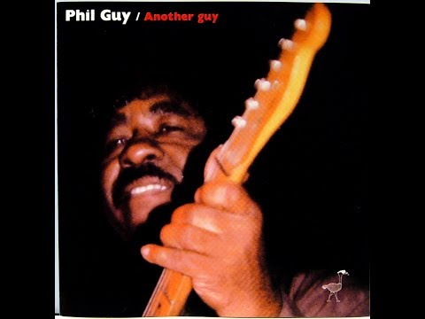 Phil Guy, Another Guy 1997 (vinyl record)
