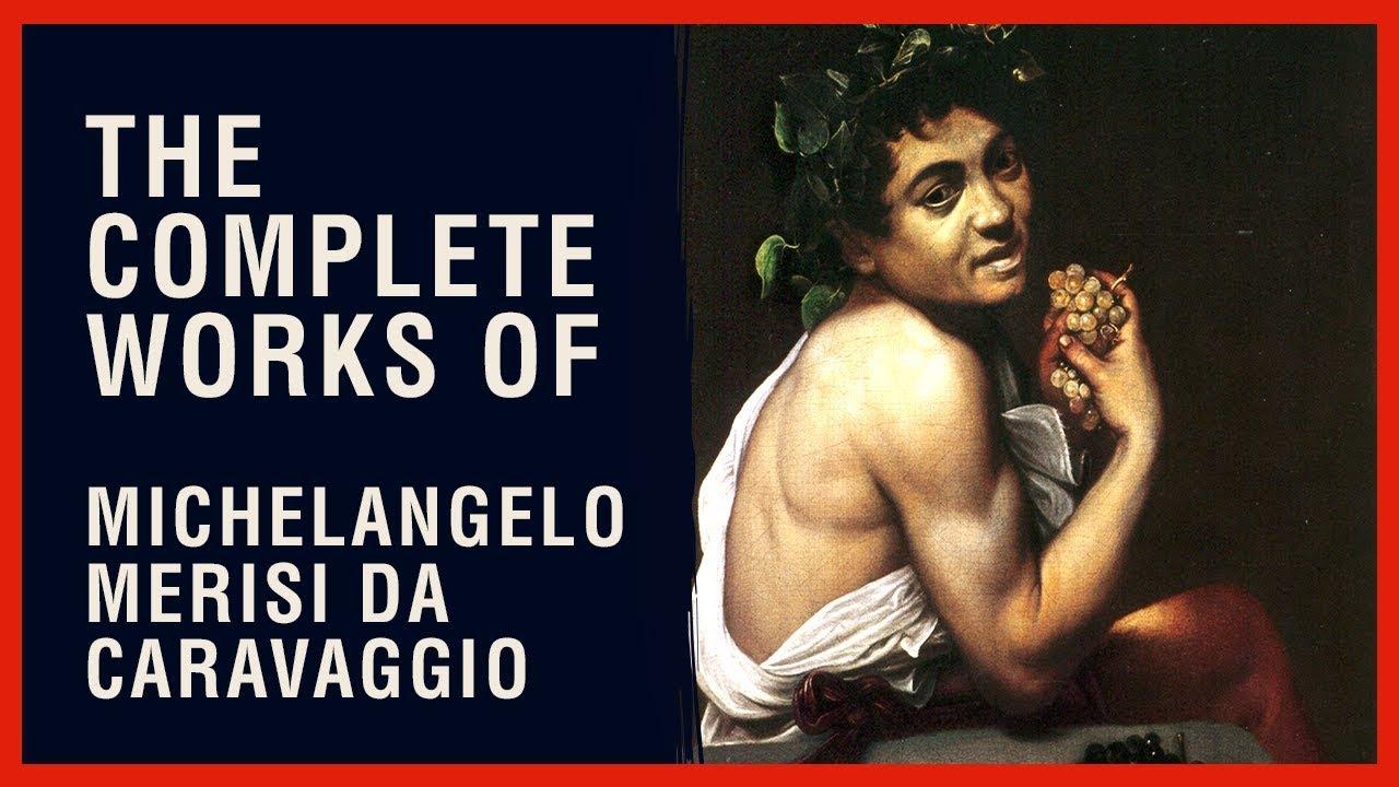 caravaggio complete works