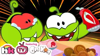 Best of Om Nom Stories S6 Ep6: THE PRANK WAR | Cartoons for Children by HooplaKidz TV