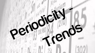 Periodicity - trends