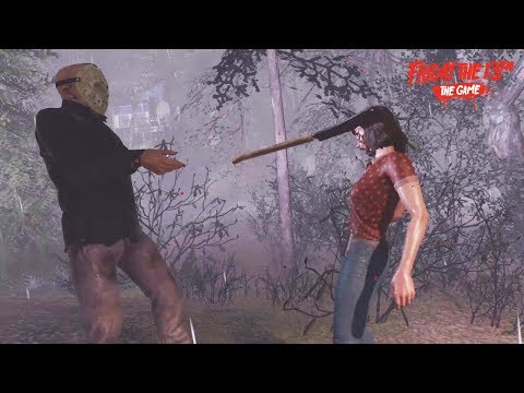 """""""PART IV JASON FLAWLESS 8/8 GAMEPLAY"""" ON JARVIS HOUSE! - Friday The 13th The Game - NEW JASON KILLS!"""