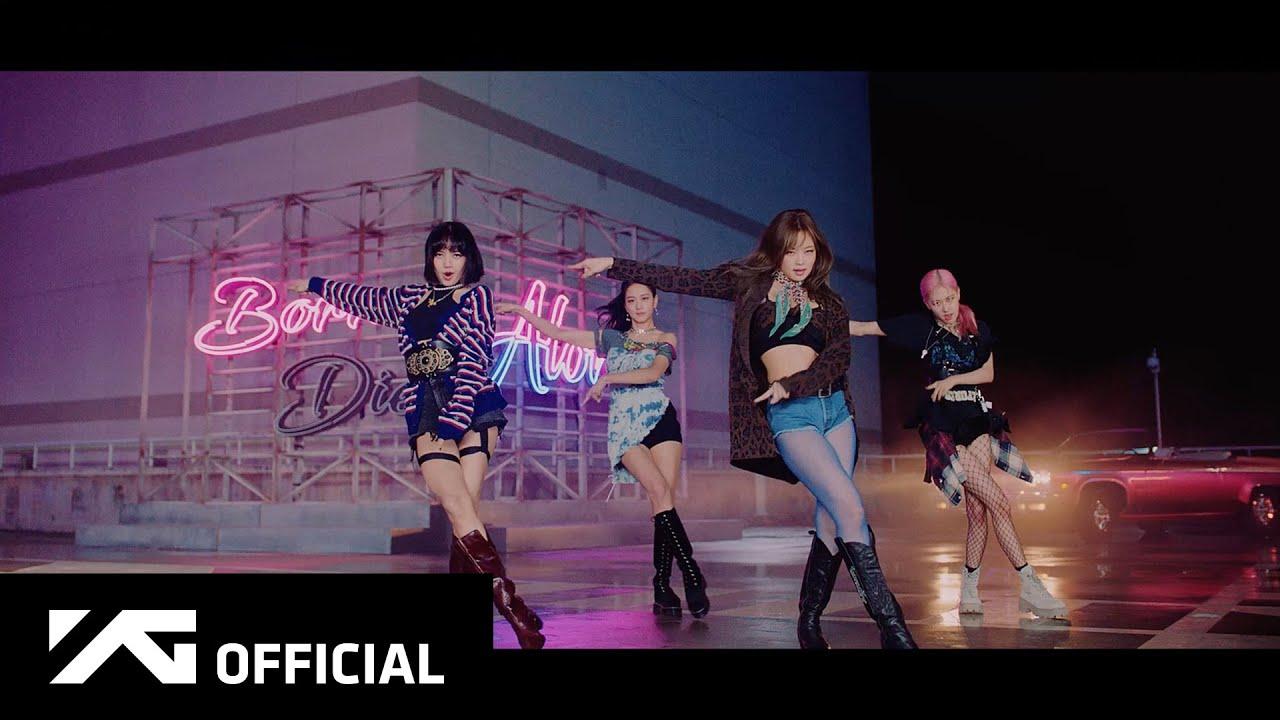NEW VIDEO ALERT: BLACKPINK  'Lovesick Girls' M/V