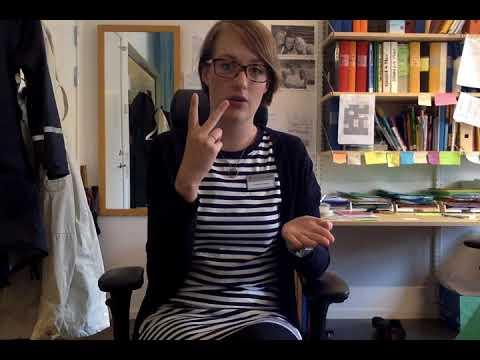 Teckenspråk för hörande steg 1 Teckenförråd 1