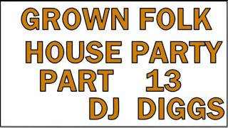 BOP, CHA CHA, FUNK, HOUSE, OLD SCHOOL...ALL IN ONE ENJOY....DJ DIGGS
