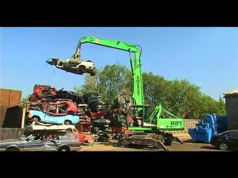 Das sind wir - Autoverwertung Neumann, 75050 Gemmingen - YouTube