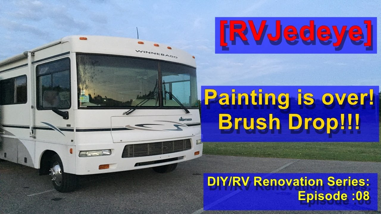 DIY/RV Renovation Series Episode :08 [RVJedeye]