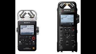 Sony PCM-D100 vs PCM-D10 _ Outdoor Walking