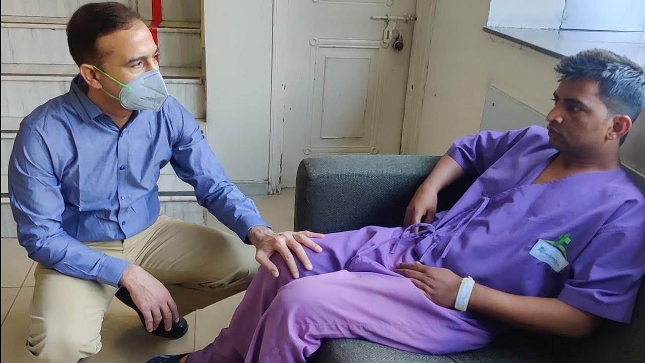 A prostatitis kórházban