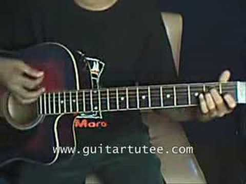 My Wish For You (of Rascal Flatts, by www.GuitarTutee.com)