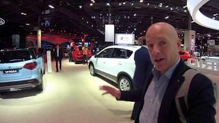 Парижский автосалон 2018 в одном видео [4k/UHD]