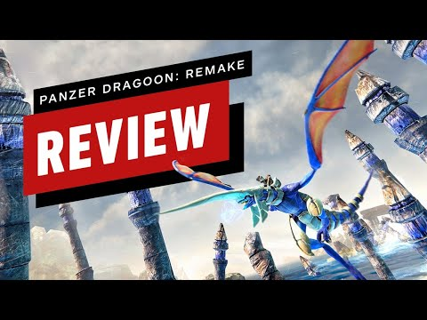 panzer-dragoon:-remake-review