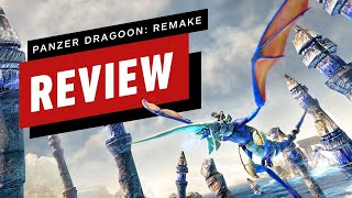 Panzer Dragoon: Remake Review (Video Game Video Review)