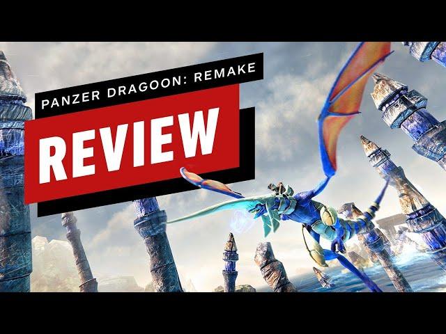 Panzer Dragoon: Remake Review