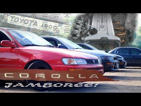 "1994 Toyota Corolla ""Big Body"""