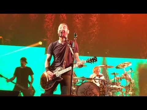 GODSMACK Front Row  Live Concert 8 /15/ 18 Gulf Coast Coliseum Biloxi Ms