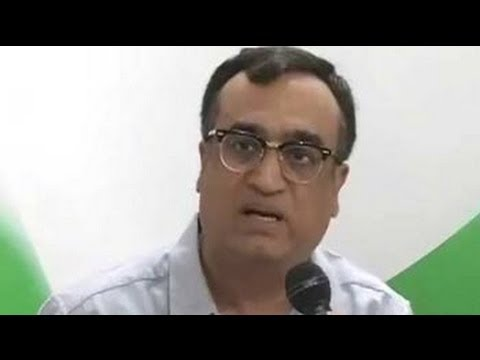 Journalist threatened by RSS over article on Narendra Modi: Ajay Maken
