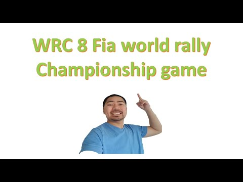 WRC 8 FIA World Rally Championship games//eski castr0 |